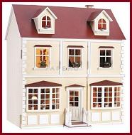 10 самых часто задаваемых вопросов об эксклюзивных (коллекционных) домиках для кукол.