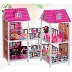 Кукольный домик для барби фото 264-268