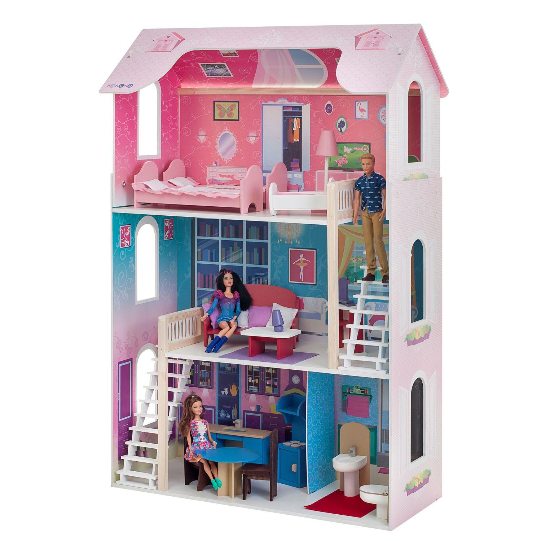 Кукольный домик для барби фото 89-74