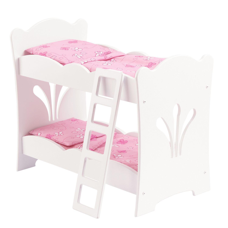 Paremo Деревянная кроватка-люлька для кукол, с 3 лет