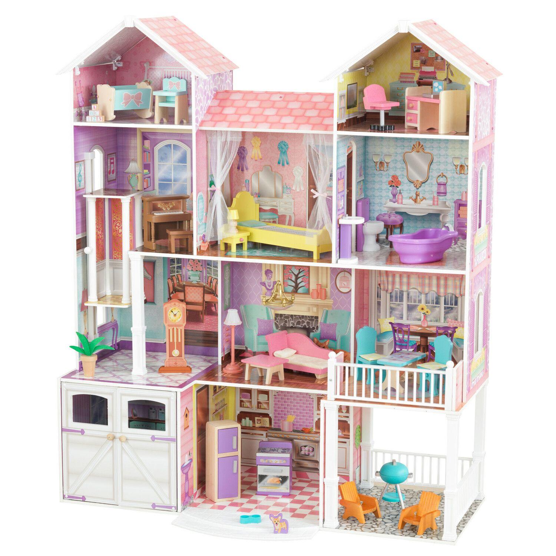 Купить домик для кукол недорого интернет магазин