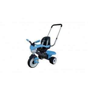 Велосипед 3-х колёсный Амиго №2 с ограждением, ручкой, ремешком и мягким сиденьем Coloma Y Pastor