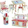 Сюжетная мебель для детских комнат